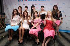 KCON LA 2018 Twice