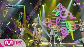 TWICE(트와이스) - Candy Boy(Special Stage) M COUNTDOWN 160107 EP