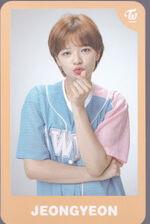 TWICEland Encore Concert Photocard Jeongyeon 4