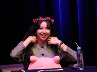 Yes Or Yes Sinchon Fansign Chaeyoung 10