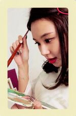 Twicetagram Chaeyoung Photocard (Pre-Order)