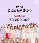 Candy Pop 50 Mil.