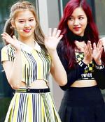 Mina and Sana