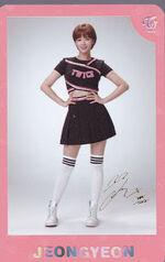 TWICEland Encore Concert Photocard Jeongyeon