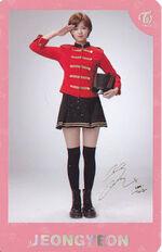 TWICEland Encore Concert Photocard Jeongyeon 7