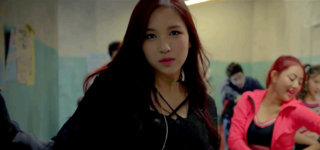 Mina Like Ooh-Ahh MV 2