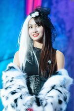 ONCE Halloween Fanmeeting Momo 9