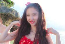 Dance The Night Away Starcast Nayeon 2