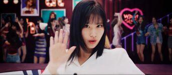 What Is Love Sana MV Screenshot 5