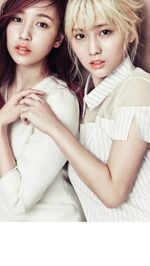 High Cut Innisfree Mina & Momo