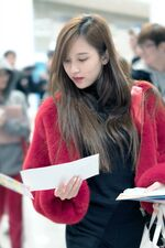 Incheon International Airport Arrival 181103 Mina 12
