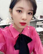 Jeongyeon IG Update 181215