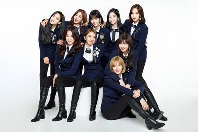 ONCE 2nd Generation Twice
