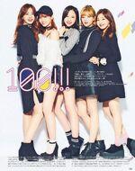 Seventeen Tzuyu, Momo, Mina, Jeongyeon, & Jihyo