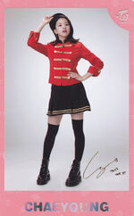 TWICEland Encore Concert Photocard Chaeyoung 7