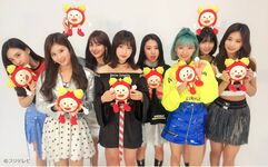Mezamashi TV Twice