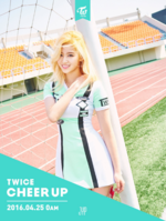 TWICE Cheer Up Teaser 4 Sana