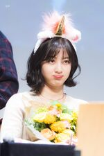 Yes Or Yes Sangnam Fansign Jihyo 5