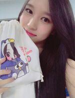 Mina Instagram Update 170618 3