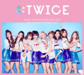 TWICE hashtag limited A