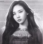 Wake Me Up Once Nayeon