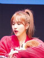 Yes Or Yes Sinchon Fansign Mina 5