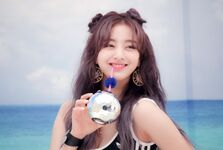 Dance The Night Away Naver Jihyo
