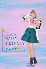 Birthday Momo 2016