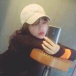MLB X LG Jihyo Selfie