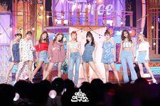 Music Core 180714 Twice