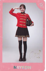 TWICEland Encore Concert Photocard Nayeon 7