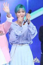 Music Core 180428 Jeongyeon 6