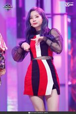 Dahyun Fancy MCountdown 2