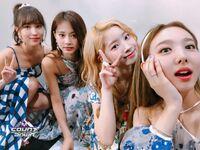 M COUNTDOWN 180719 Mina, Tzuyu, Dahyun, & Nayeon