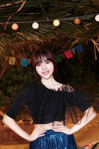 Dance The Night Away Mina Promo 2