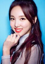 Japan Profile Nayeon
