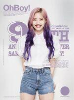 OhBoy! 9th Anniversary Dahyun