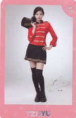 TWICEland Encore Concert Photocard Tzuyu 7