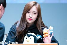 Yes Or Yes Sangnam Fansign Mina 10