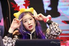 Yes Or Yes Yeouido Fansign Dahyun 6
