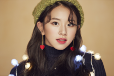 Chaeyoung Merry & Happy promo photo