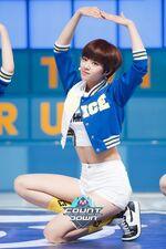 M COUNTDOWN 160428 Jeongyeon