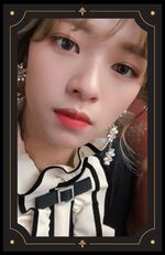 The Best Thing I Ever Did Jeongyeon Special Photo Card1