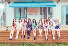 Twice Japan Season Greeting 2019 Twice Airlines 2