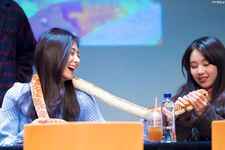 Yes Or Yes Sangnam Fansign ChaeTzu 4