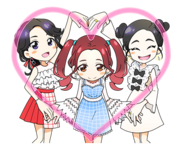 Candy Pop Line Stickers Chaeyoung, Tzuyu, & Dahyun