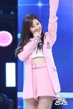 Music Core 180428 Sana 6