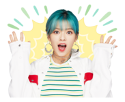 Twice Line Stickers Jeongyeon 2