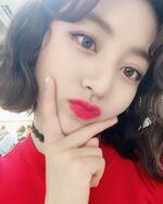 Jihyo IG Update 181012 2