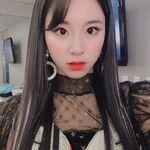Chaeyoung IG Update 181108 3